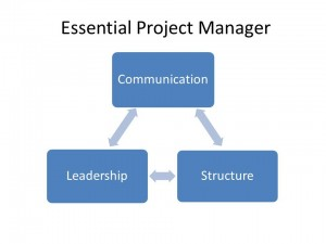 Essential Project Manager Model