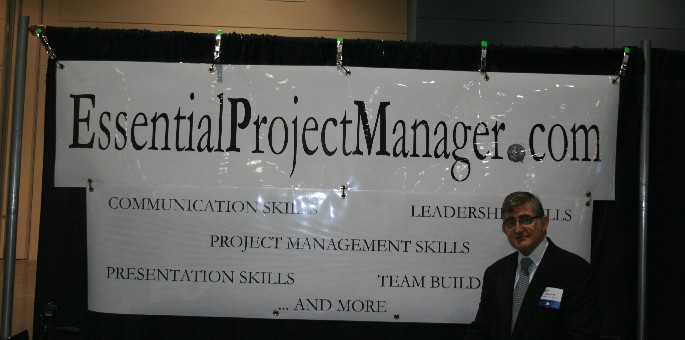 Allen Evitts of Essential Project Manager